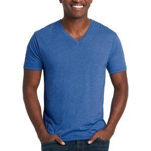 Next Level - Triblend Short Sleeve V-Neck T-Shirt